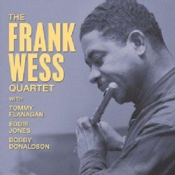Frank Wess Qt. - The Frank Wess Quartet
