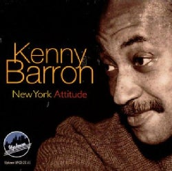Kenny Barron - New York Attitude
