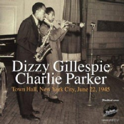 Dizzy Gillespie - Town Hall, NYC June 22, 1945