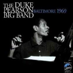 Duke Big Band Pearson - Baltimore 1969