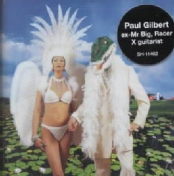 Paul Gilbert - Alligator Farm