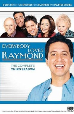 Everybody Loves Raymond: The Complete Third Season (DVD)