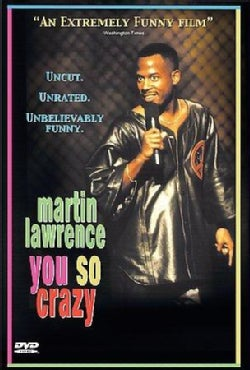 You So Crazy (DVD)