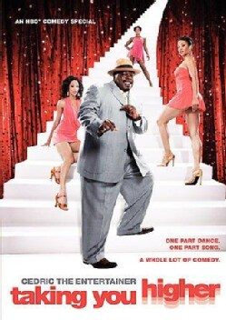 Cedric the Entertainer: Taking You Higher (DVD)