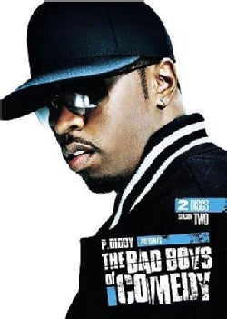 P. Diddy Presents the Bad Boys of Comedy Season 2 (DVD)