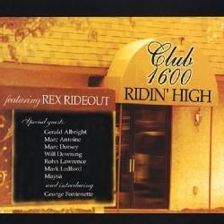 Various - Club 1600 Ridin High