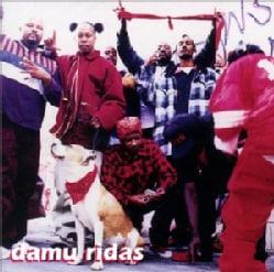 Damu Ridas/Bloods - Damu Ridas/Bloods (Parental Advisory)