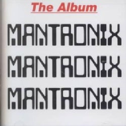 Mantronix - Mantronix Album