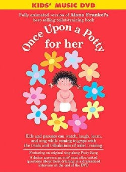 Once Upon A Potty for Her (DVD)
