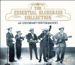 Various - Essential Bluegrass Collection