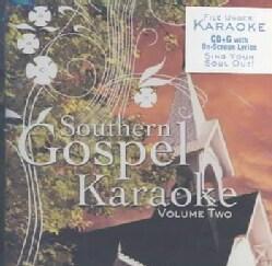 Various - Southern Gospel Karaoke Vol 2
