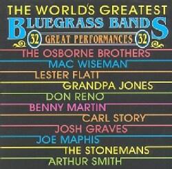 Various - Worlds Greatest Bluegrass Bands