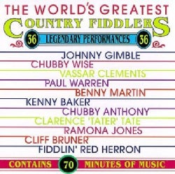Various - World's Greatest Country Fiddlers