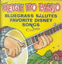 Various - Heigh Ho Banjo:Bluegrass Salute Favor