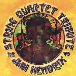 Various - String Quartet Tribute to Jimi Hendrix