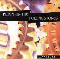 Various - Pickin on the Rolling Stones