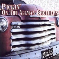 Various - Pickin on the Allman Brothers