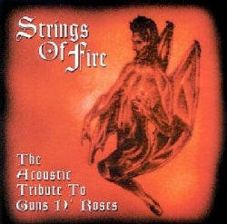 Various - Strings of Fire-Acoustic Tribute Guns