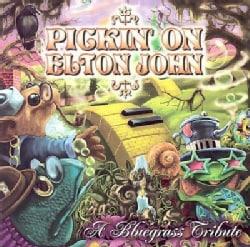 Various - Pickin on Elton John-Bluegrass Tribut
