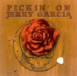 Various - Pickin' on Jerry Garcia