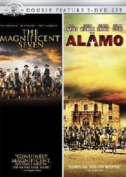 The Magnificent Seven/The Alamo (DVD)