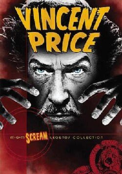 Vincent Price Gift Set Vol. 1 (DVD)