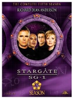 Stargate SG-1: Season 5 Giftset (DVD)