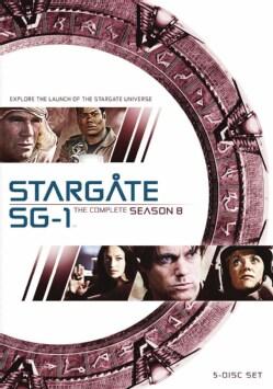 Stargate SG-1: Season 8 Giftset (DVD)
