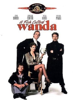 Fish Called Wanda (DVD)