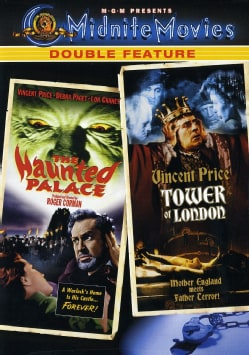Haunted Palace/Tower Of London (DVD)