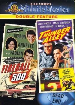 Fireball 500/Thunder Alley (DVD)