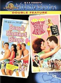 Beach Blanket Bingo/How To Stuff A Wild Bikini (DVD)