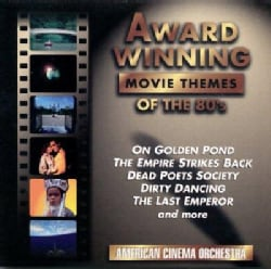 American Cinema Orch - Award Winning Movie Themes: 80s