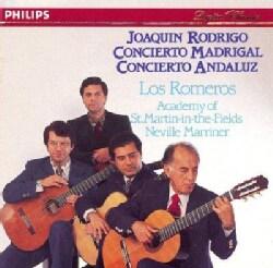 Joaquin Rodrigo - Rodrigo: Concerto Madrigal; Concerto Andaluz
