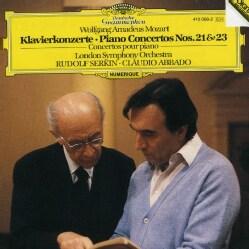 London Symphony Orchestra - Mozart: Piano Concertos Nos 21 & 23