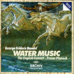 Pinnock/Ect - Handel:Water Music