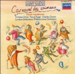 Dutoit - Saint-Saens:Carnival of the Animals