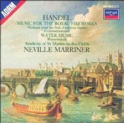 Neville Sir Marriner - Handel: Fireworks/Water Music