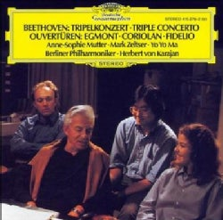 Mutter/Ma/Berlin Philharmonic Orchestra - Beethoven:Triple Concerto
