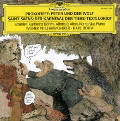 Karl Bohm - Prokofiev: Peter and The Wolf