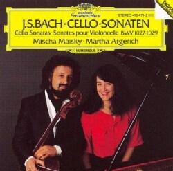 Maisky/Argerich - Bach:Cello Sonatas
