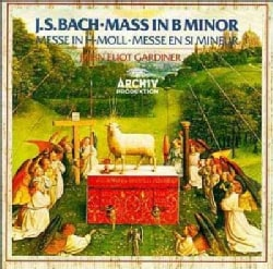 Gardiner/Ebs - Bach:Mass in b Minor