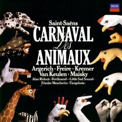 ARGERICH/FREIRE/KREMER/MAISKY - SAINT-SAENS: CARNIVAL OF ANIMALS
