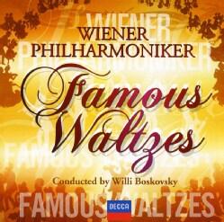 Vienna Mozart Ensemble - Strauss: Famous Waltzes
