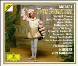Berlin Philharmonic Orchestra - Mozart: Don Giovanni