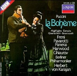 Mirella Freni - Puccini: La Boheme (Excerpts)