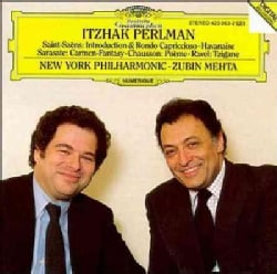 Perlman/Mehta - Saint-Saens/Sarasate/Chausson/Ravel