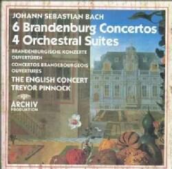 Pinnock/Ect - Bach: Brandenburg Concertos 1-6