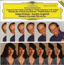 Various - Mendelssohn:Piano & Violin Concerto