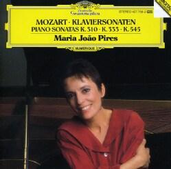 Maria Joao Pires - Mozart: Piano Sonatas K 310, 333, 545